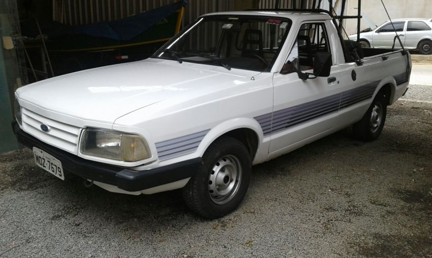 Ford Pampa GL 1.6 (Cab Simples) - Foto #4
