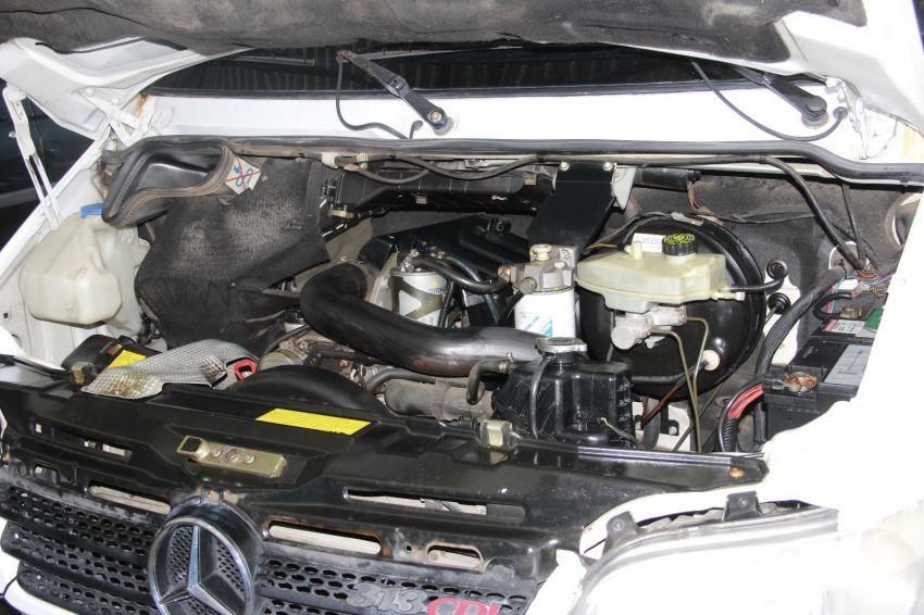 Mercedes-Benz Sprinter 2.1 CDI 313 Street Furgao 7,5m - Foto #5