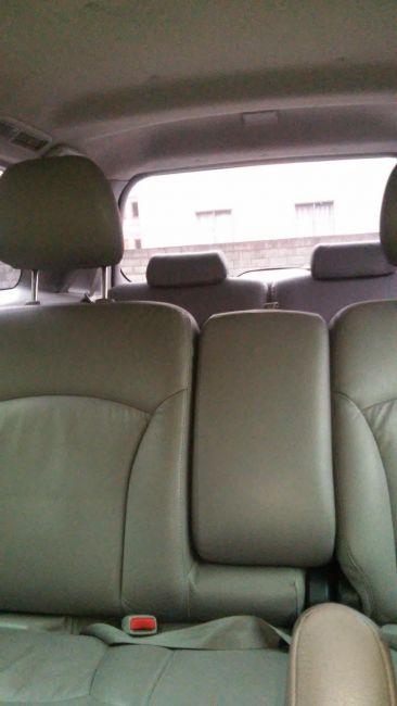 Mitsubishi Grandis 2.4 16V - Foto #7