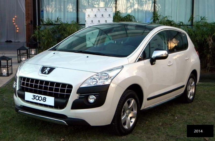 Peugeot 3008 1.6 THP Griffe - Foto #2