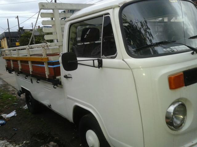 Volkswagen Kombi Pick-Up 1.6 (cab. dupla) - Foto #2