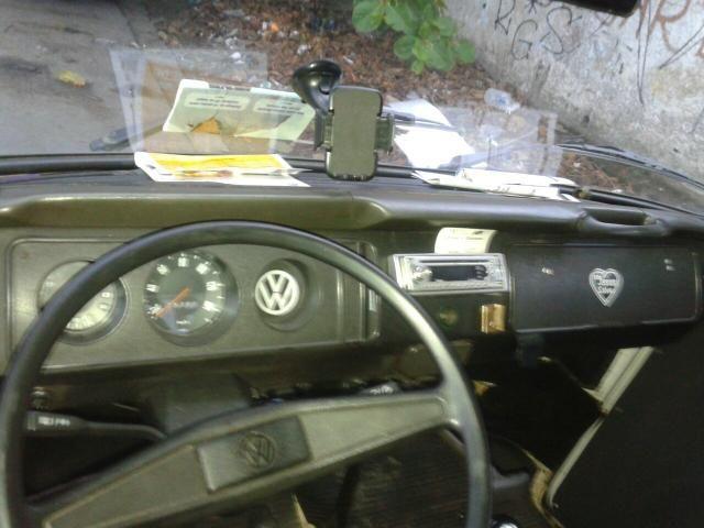 Volkswagen Kombi Pick-Up 1.6 (cab. dupla) - Foto #6
