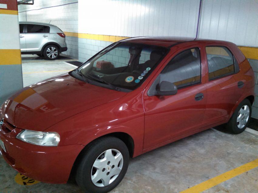 Chevrolet Celta Life 1.0 VHC 4p - Foto #1