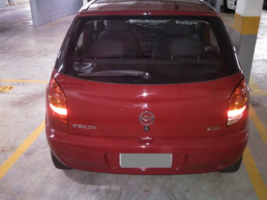 Chevrolet Celta Life 1.0 VHC 4p - Foto #3