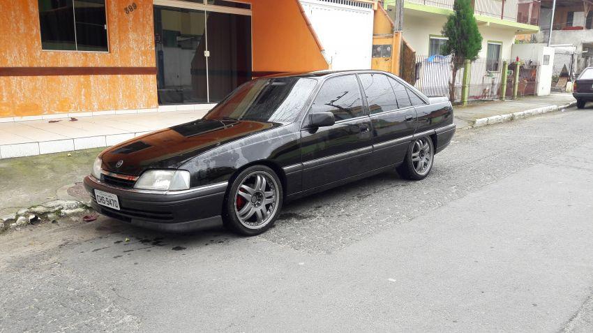 Chevrolet Omega GL 2.2 MPFi - Foto #3