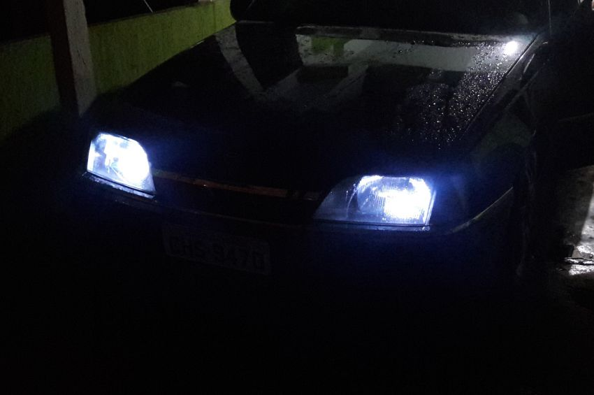 Chevrolet Omega GL 2.2 MPFi - Foto #5