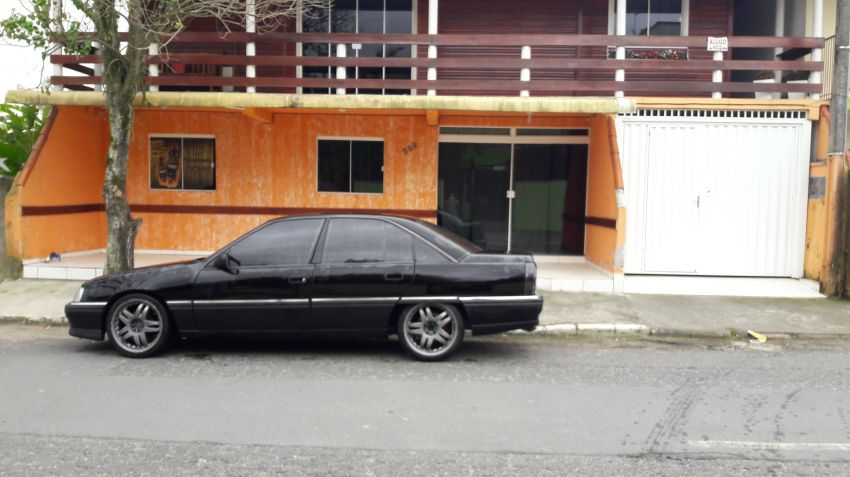 Chevrolet Omega GL 2.2 MPFi - Foto #10
