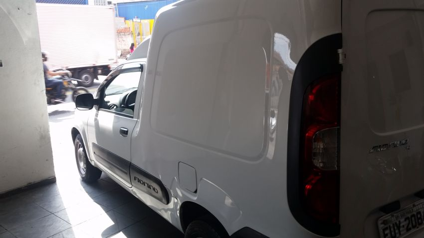Fiat Fiorino Furgão 1.4 Evo (Flex) - Foto #2