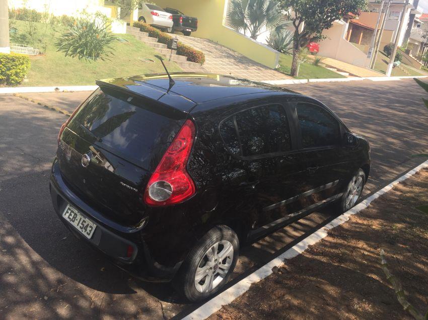Fiat Palio Attractive 1.4 (Flex) - Foto #7