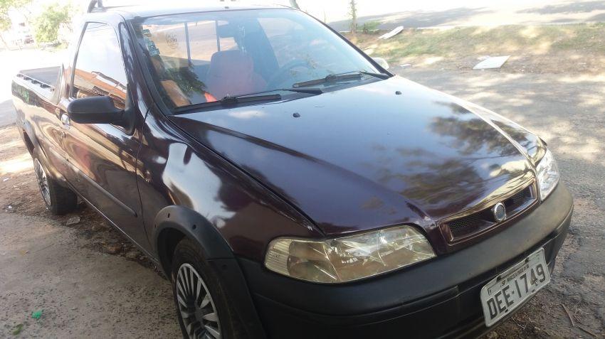 Fiat Strada Working 1.5 MPi (Cab Simples) - Foto #4
