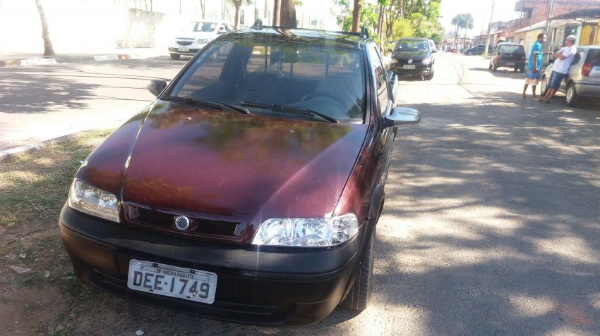 Fiat Strada Working 1.5 MPi (Cab Simples) - Foto #5