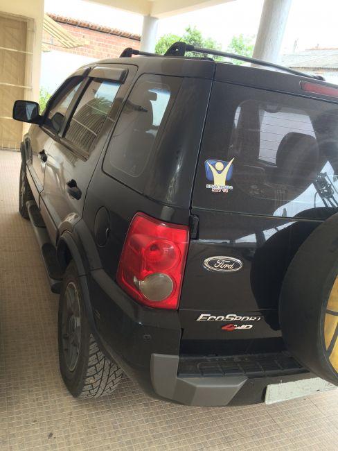 Ford Ecosport 4WD 2.0 16V - Foto #2