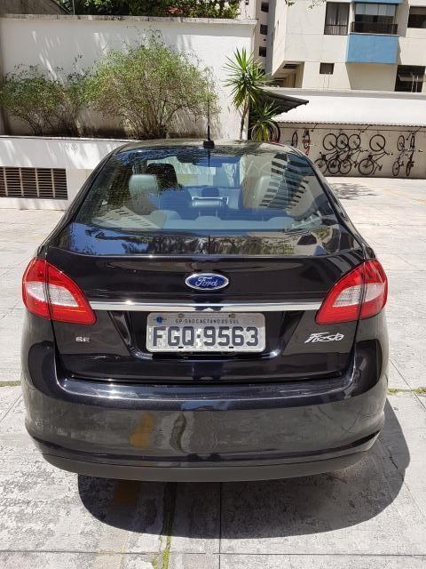 Ford New Fiesta Sedan SE 1.6 16V (Flex) - Foto #6