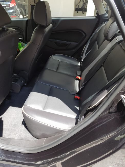 Ford New Fiesta Sedan SE 1.6 16V (Flex) - Foto #2