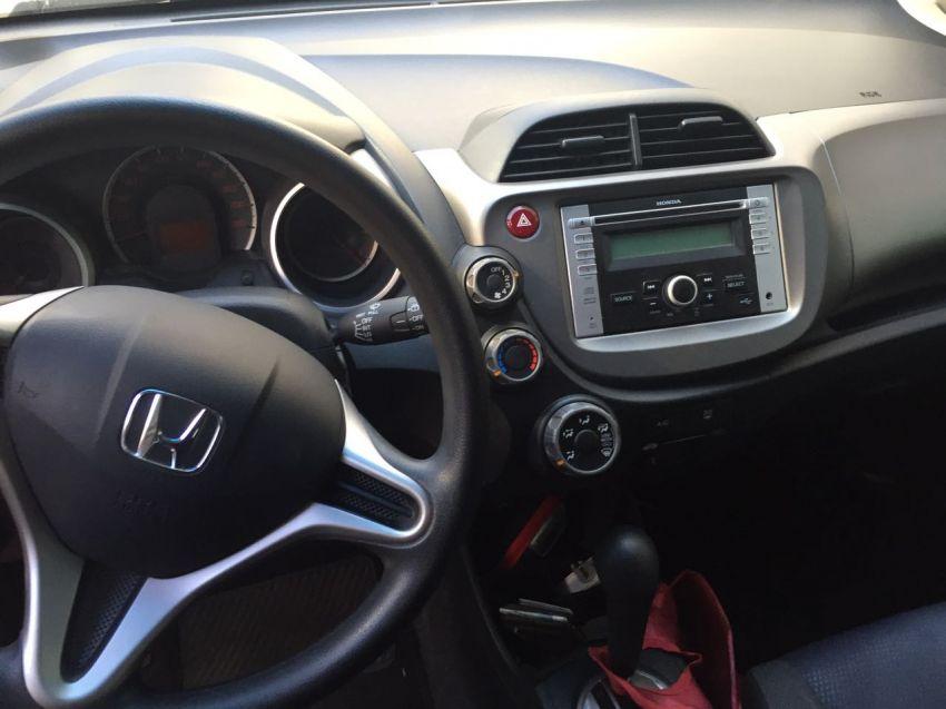 Honda Fit LX 1.4 (flex) (aut) - Foto #2