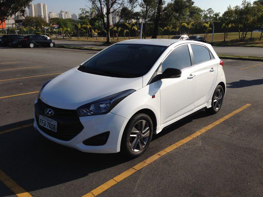 Hyundai HB20 1.0 Spicy - Foto #4