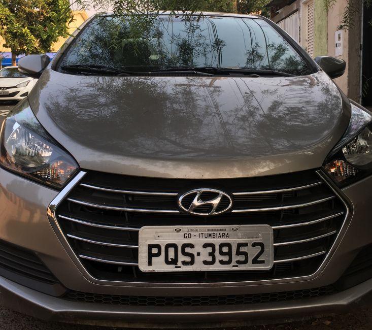 Hyundai HB20 1.6 S Comfort Plus (Aut) - Foto #1