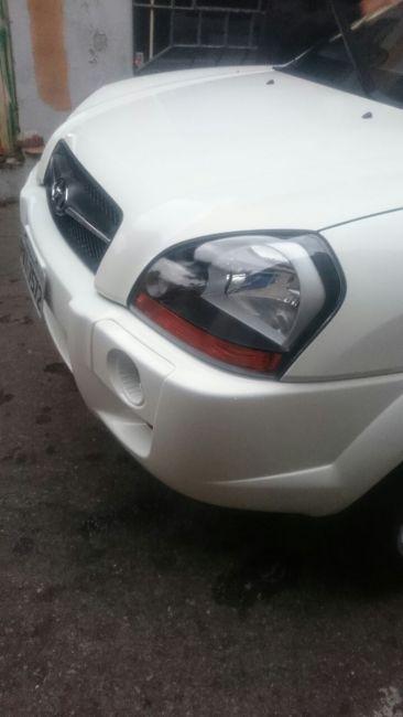 Hyundai Tucson 2.0L 16v GLS (Flex) (Aut) - Foto #1
