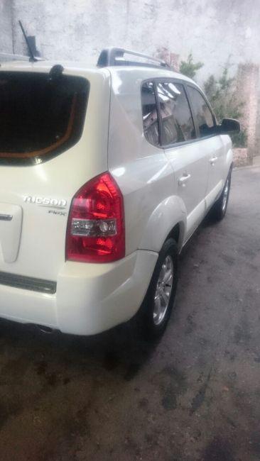 Hyundai Tucson 2.0L 16v GLS (Flex) (Aut) - Foto #5