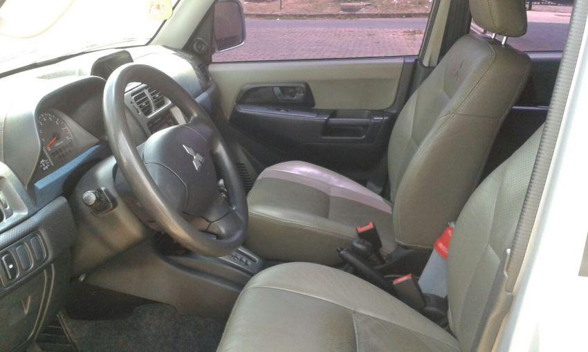 Mitsubishi Pajero TR4 2.0 16V 4X4 (flex) (aut) - Foto #1