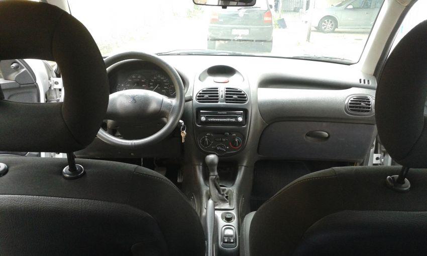 Peugeot 206 Hatch. Soleil 1.6 8V - Foto #2