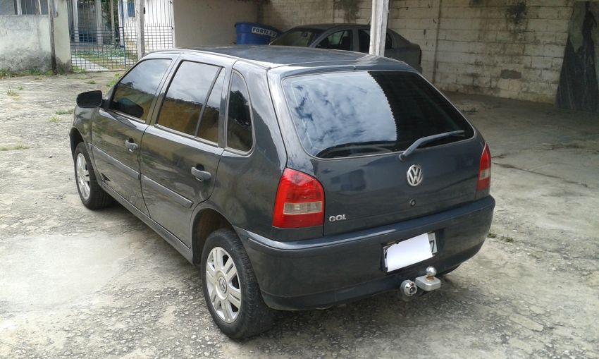 Volkswagen Gol City 1.0 MI - Foto #6