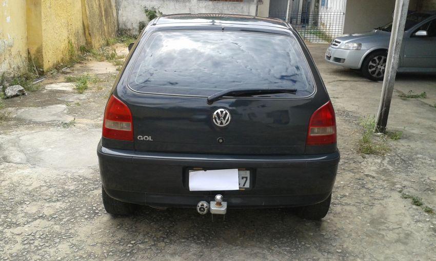 Volkswagen Gol City 1.0 MI - Foto #7