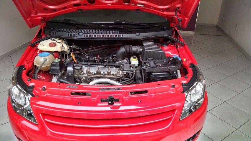 Volkswagen Gol 1.6 8V (Flex) - Foto #9