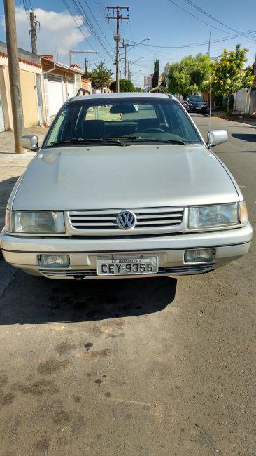 Volkswagen Santana Quantum 2.0 MI - Foto #2