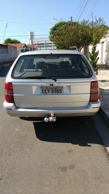 Volkswagen Santana Quantum 2.0 MI - Foto #3