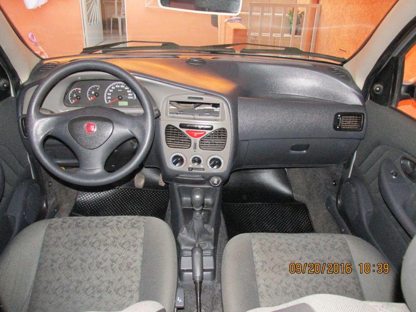 Fiat Palio Fire 1.0 8V (Flex) 4P - Foto #2
