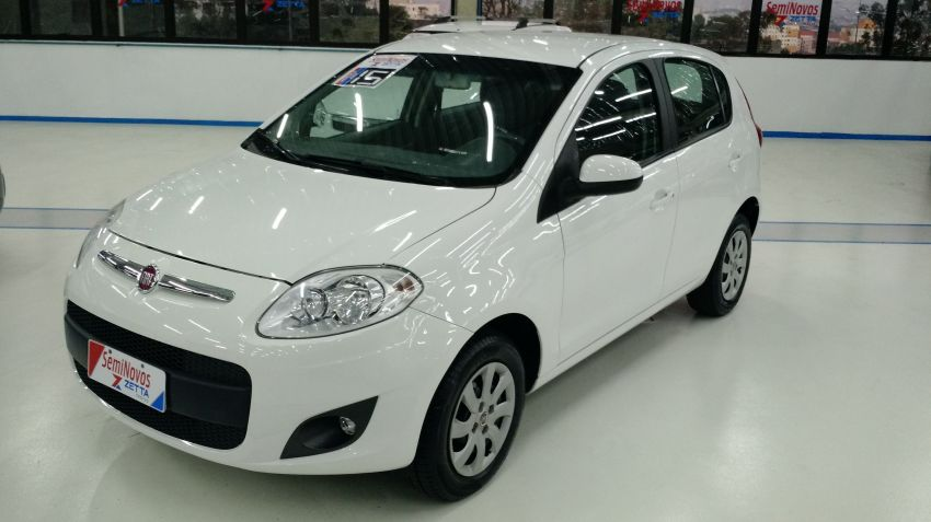 Fiat Palio Attractive 1.4 (Flex) - Foto #2