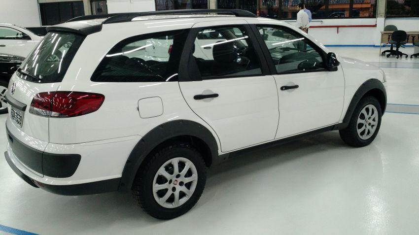 Fiat Palio Weekend Trekking 1.6 16V (Flex) - Foto #2