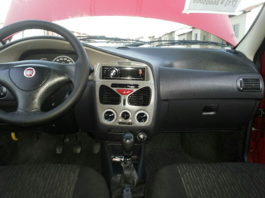 Fiat Siena ATTRACTIVE 1.0 8V (Flex) - Foto #6