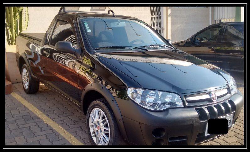 Fiat Strada Fire 1.4 (Flex) (Cab Simples) - Foto #2