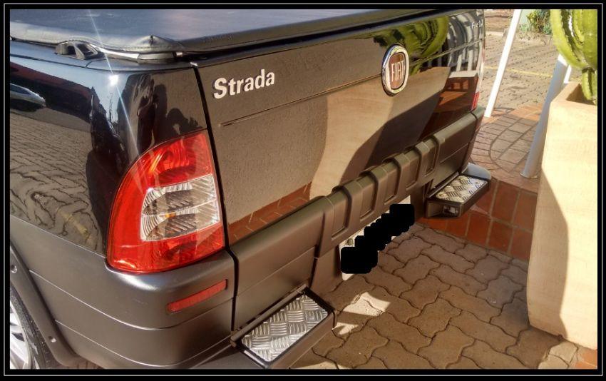 Fiat Strada Fire 1.4 (Flex) (Cab Simples) - Foto #4