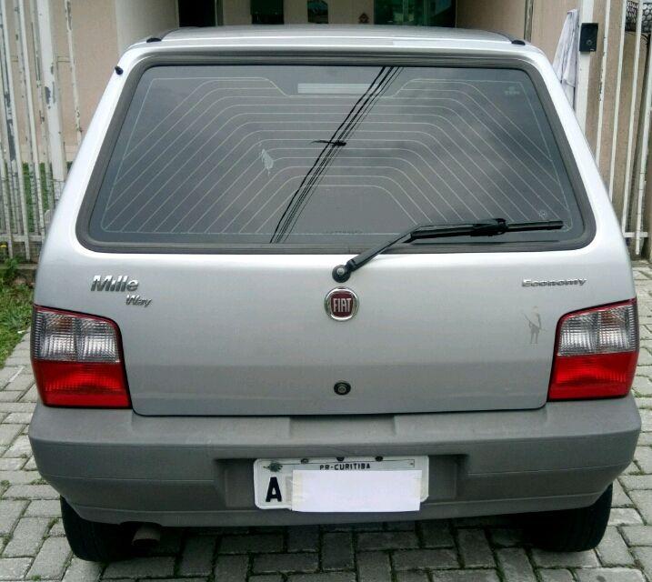 Fiat Uno Way 1.0 8V (Flex) 2p - Foto #4