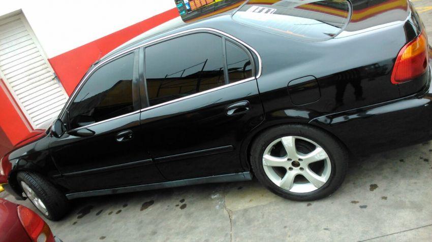 Honda Civic Sedan LX 1.6 16V - Foto #10