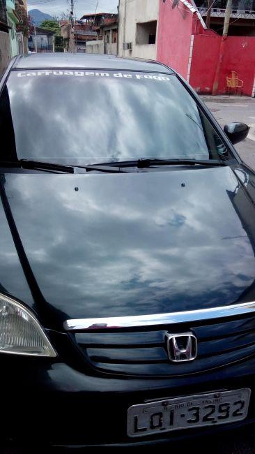 Honda Civic Sedan EX 1.6 16V (aut) - Foto #1