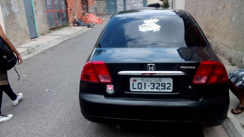 Honda Civic Sedan EX 1.6 16V (aut) - Foto #2