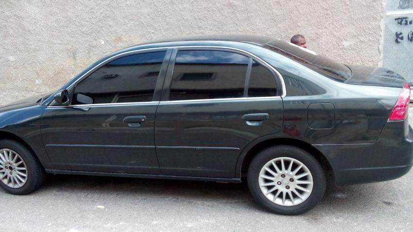 Honda Civic Sedan EX 1.6 16V (aut) - Foto #3