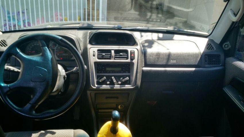 Mitsubishi Pajero TR4 2.0 16V 4X4 (flex) - Foto #3