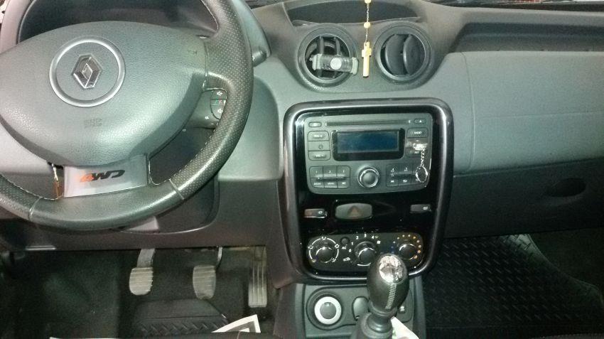 Renault Duster 2.0 16V Dynamique 4x4 (Flex) - Foto #6