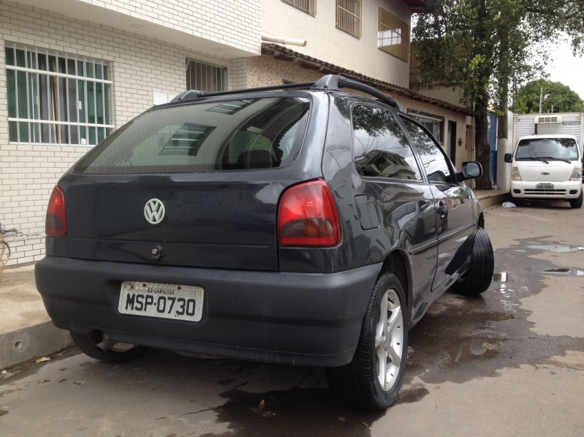 Volkswagen Gol Special 1.0 MI - Foto #9