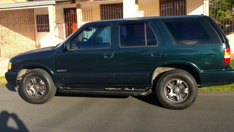 Chevrolet Blazer 4x2 2.5 - Foto #1