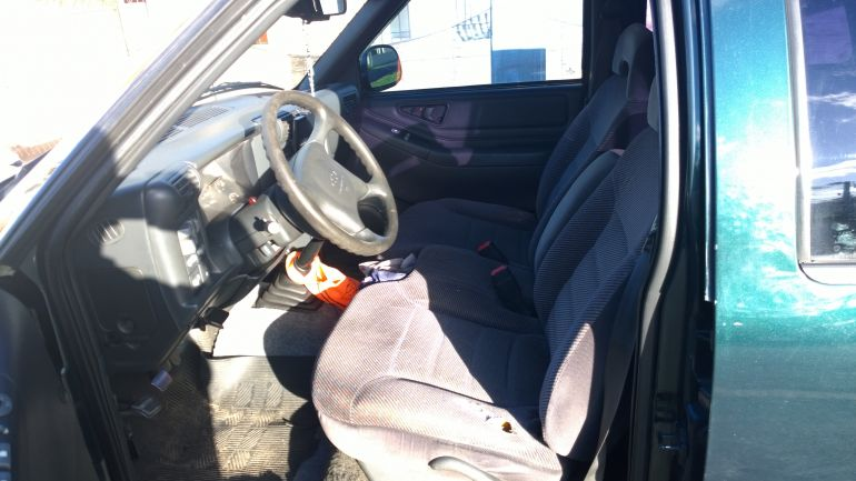 Chevrolet Blazer 4x2 2.5 - Foto #5