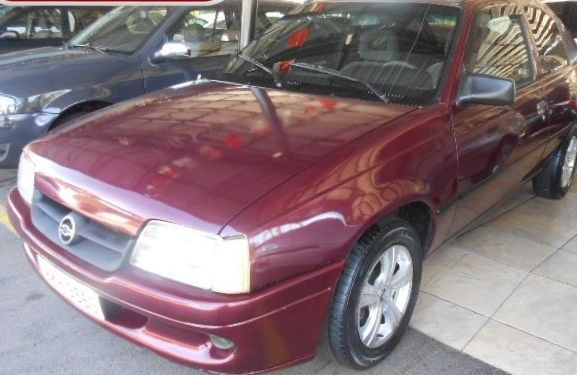Chevrolet Kadett Hatch GL 2.0 MPFi - Foto #3