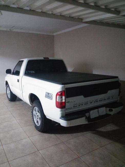 Chevrolet S10 Advantage 4x2 2.4 (Flex) (Cab Simples) - Foto #6