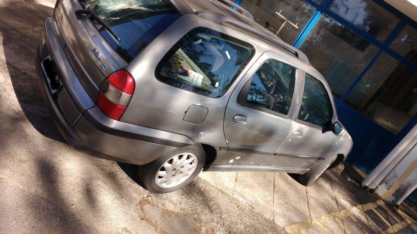 Fiat Palio Weekend Stile 1.6 16V (nova série) - Foto #2