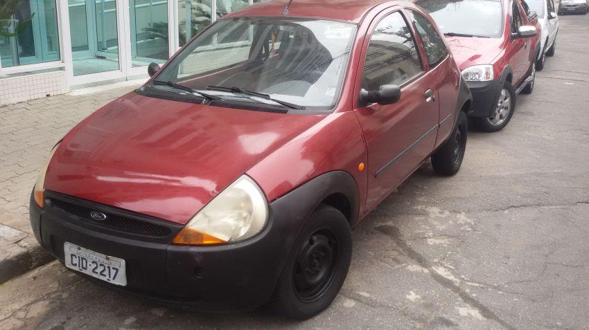 Ford Ka 1.0 MPi - Foto #8